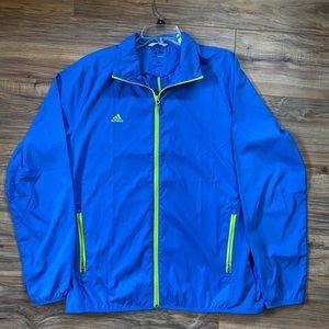 Adidas Zip Up Golf Jacket